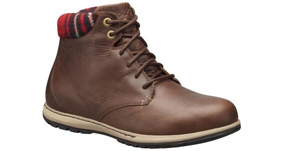 Columbia Davenport XTM Shoes Men Omni-HEAT hawk / british tan